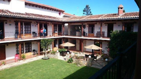 Hotel Parador Margarita: Vue de l'hôtel