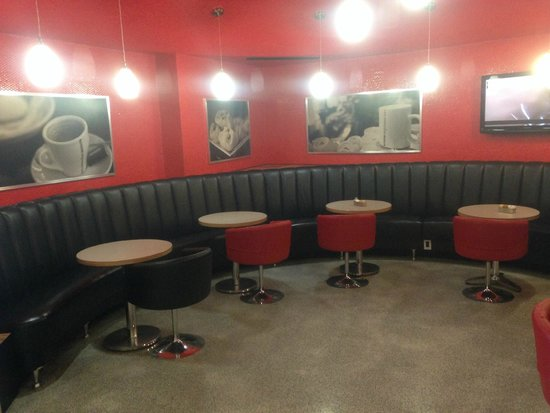 Aroma Espresso Bar : View of the Lounge / Seating Area
