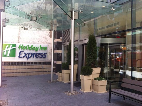 Holiday Inn Express Manhattan Times Square South: Great hotel
