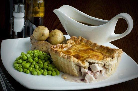 The Norfolk Arms: A mouthwatering homemade pie