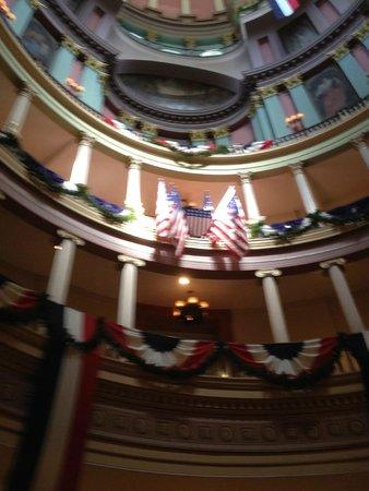 Old Courthouse : the rotunda