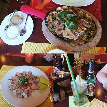 Espanola - Restaurante & Tapas Bar: Výborné menu !!