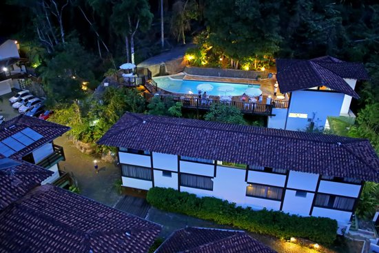 Hotel Coquille - Ubatuba: Our Heated Swimming Pool