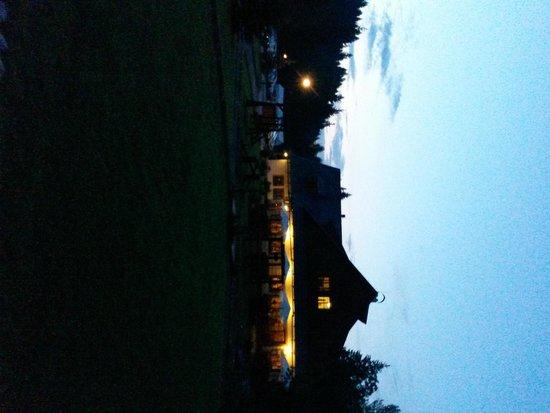 Hotel Liptovsky Dvor: evening