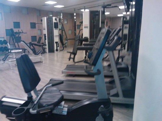 Century Park Hotel: Onsite gym