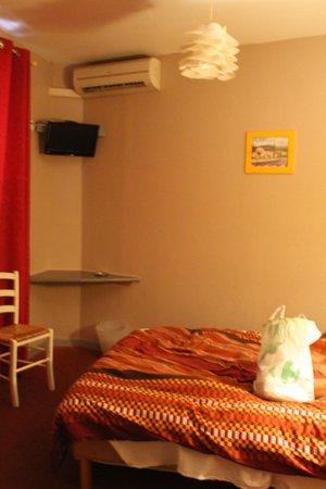 Hotel Kalliste: Chambre