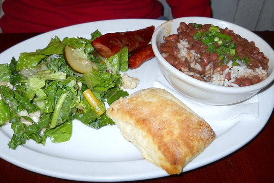 DOUBLE COMFORT - Tuesday's Blue Plate Special - Picture of