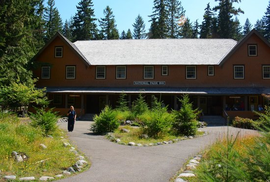 National Park Inn at Mount Rainier: National Park Inn