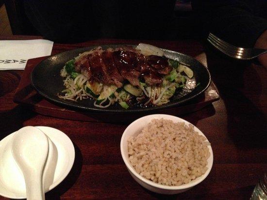 Yamamori Noodles : Beef Teriyaki