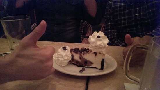 The Cheesecake Factory : cheese cake