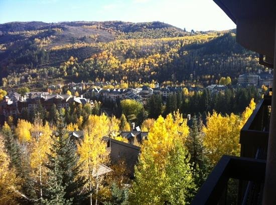 The Pines Lodge, A RockResort: veiw from our upgraded room!!!!!