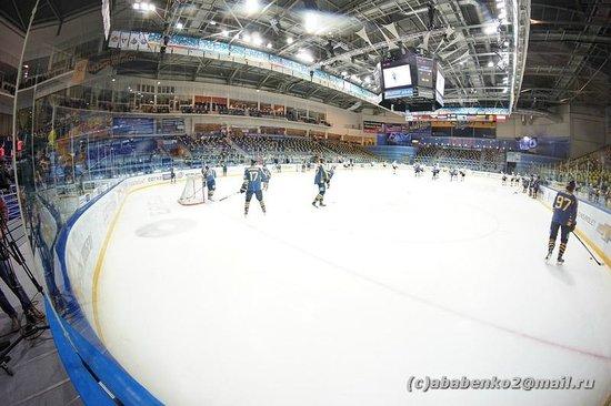 Ice Palace Arena Mytischi