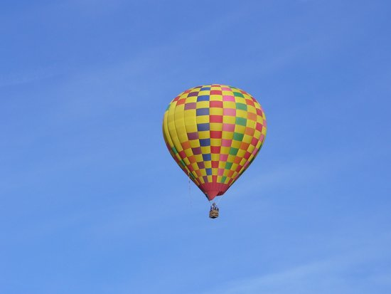 Pueblo Balloons: Up, Up and away!!!
