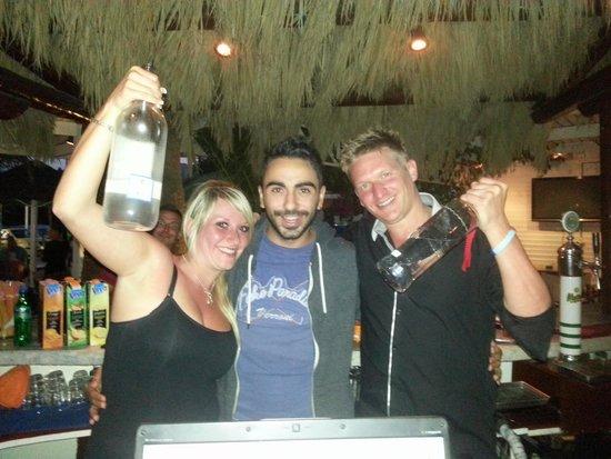 Meltemi Bar: yamas