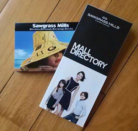 Sawgrass Mills: cuponera