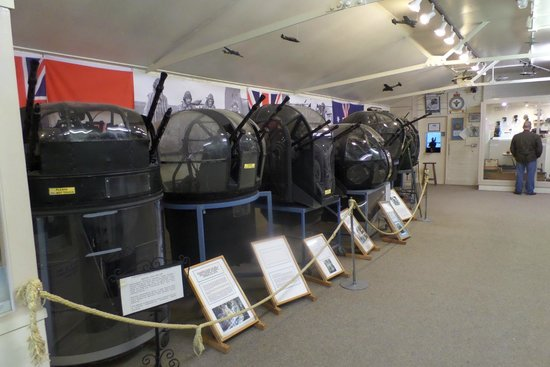 Yorkshire Air Museum: Air Gunner Collection