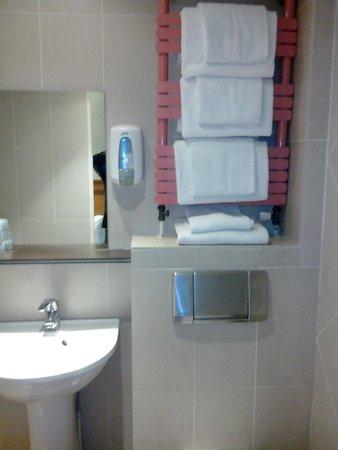 Grand Hotel Amelot: Salle de bain