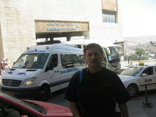 Bethlehem Travel: Estacion de autobuses