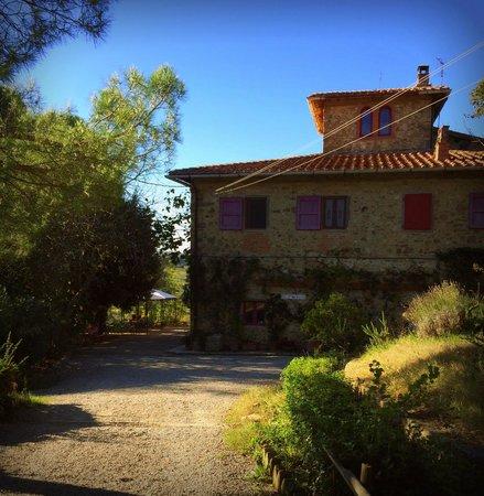 Il Paretaio house