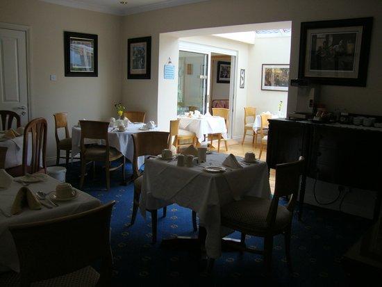 Abbey Lodge : Frühstücksraum