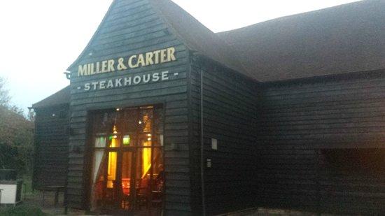 Miller & Carter: Exterior