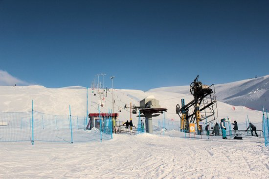 Ski Resort Big Wood: Подъемник
