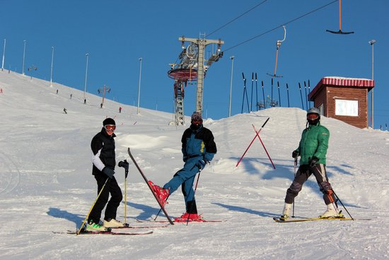 Ski Resort Big Wood: Друзья