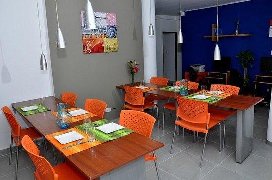 Foto de hotel colours, cali: comedores   tripadvisor