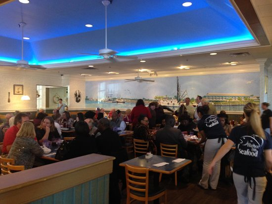 Anderson, SC: Dining Room, can seat 400 people!
