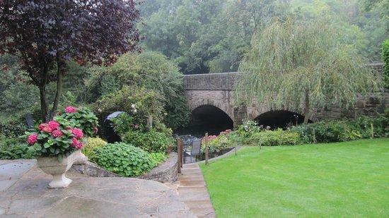 River Cottage: Stunning garden