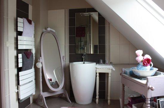 Clos des Pommiers: il bagno