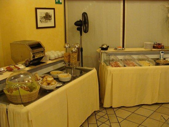 Hotel Ristorante Vecchia Riva: Breakfast part1