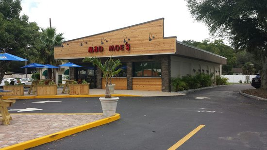 ‪‪Osprey‬, فلوريدا: Mad Moe's Sports Pub & Grill‬