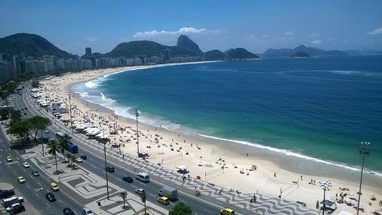 Rio Guest House ( Marta's Guest House): Copacabana Beach