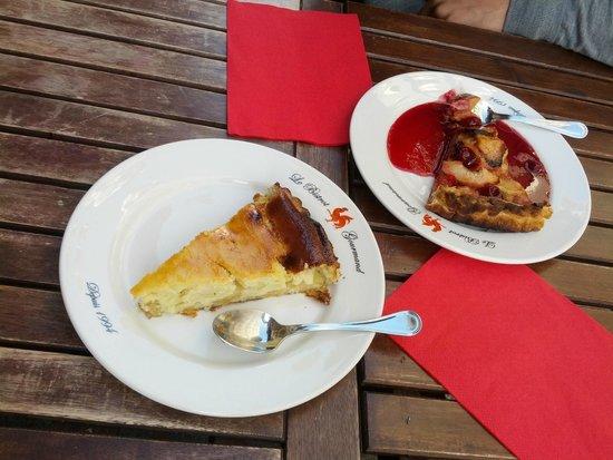 Le Bistrot Gourmand du Haut Marais: Torte