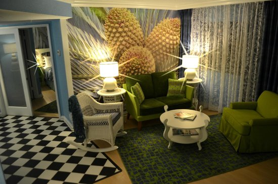 Hotel Indigo Miami Lakes : My Suite Home