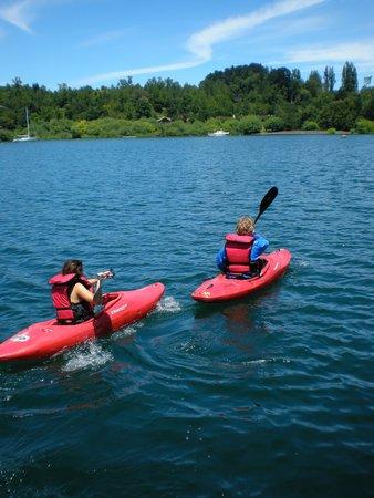 Kayak Chile