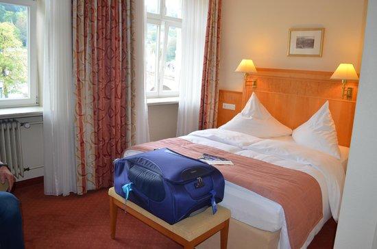 Hotel Holländer Hof: quarto