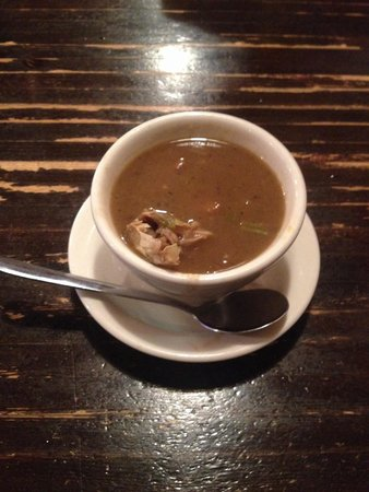 Kenner Seafood INC: Seafood gumbo nothing special