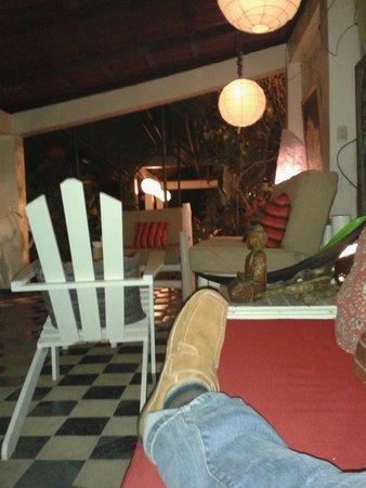 Budda Cafe: Pequeño relax en el Budda