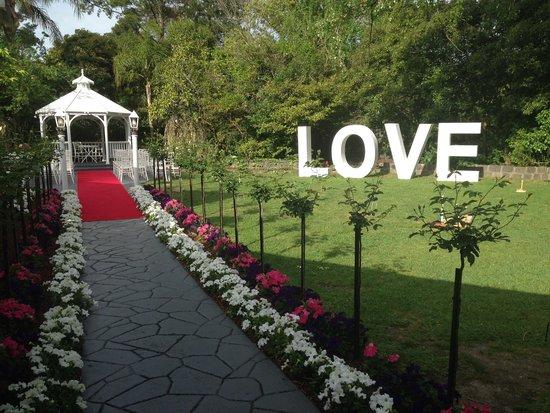 Bram Leigh Receptions Garden Wedding Picture Of Bram Leigh
