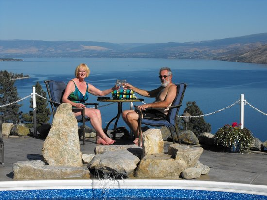 Okanagan Oasis B&B: A Piece of Paradise