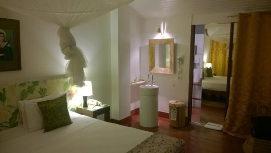 Aram Yami Hotel: Our top floor room was stunning - no more to say!