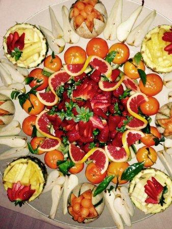 composizione di frutta foto di 99 piatti l 39 aquila