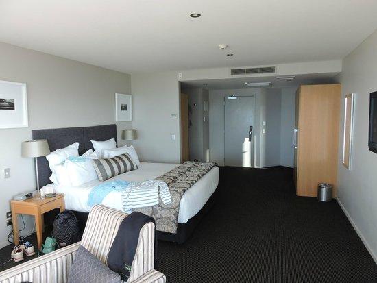 The Crown Hotel Napier: Bedroom