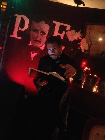 Clay Hill Farm: POE: Tales of Mystery & Suspense- Theatrical Dining