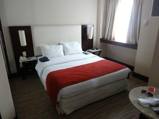 Transamerica Prime International Plaza : O quarto 1505