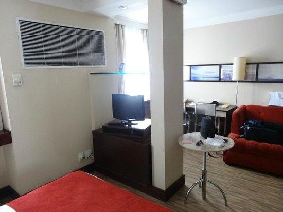 Transamerica Prime International Plaza: Mais do apartamento