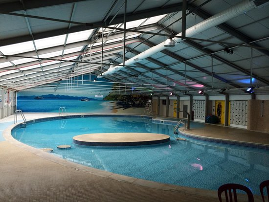 Thornwick Bay Holiday Village: Nice pool