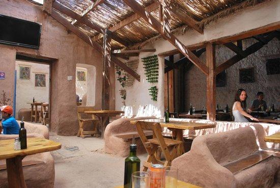 La Estaka: restaurante